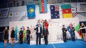 Məhəmmədrəsul Məcidovdan dünya çempionatında 3-cü qızıl medal – VİDEO