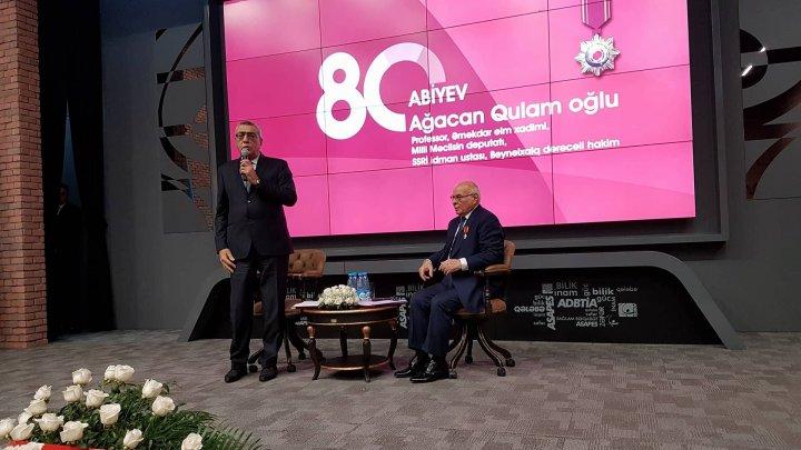 """""""Belə gözəl sözləri eşitmək üçün 80 il yaşamaq lazımdır"""""""