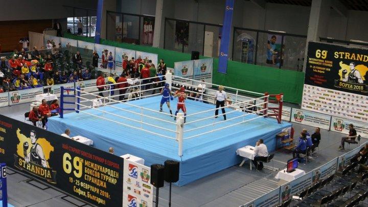 """""""Strandja"""" turnirində 2 boksçumuz mübarizəni dayandırıb"""