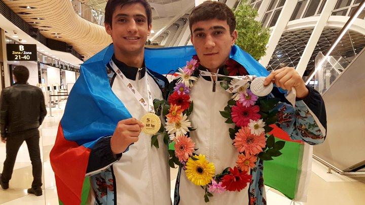 Nicat Həsənov Olimpiadada iştirak hüququ qazanıb