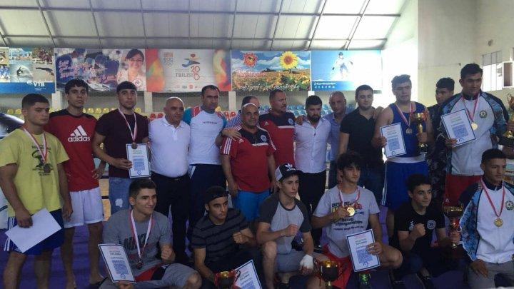 Yığmamız 5 qızıl və 4 gümüş medalla beynəlxalq turnirdə birinci olub