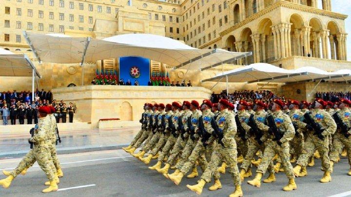 Bu gün Azərbaycan Silahlı Qüvvələrinin yaranma günüdür!