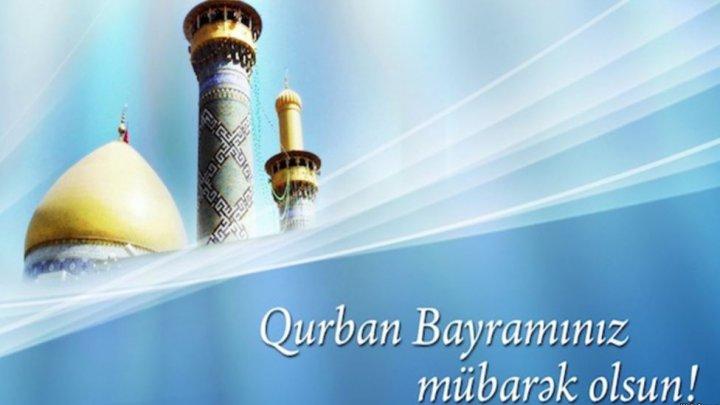 Qurban bayramınız mübarək!