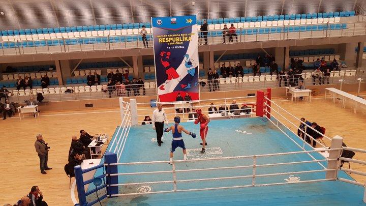 Azərbaycan boksçuları Kutaisidə 14 medal qazanıblar