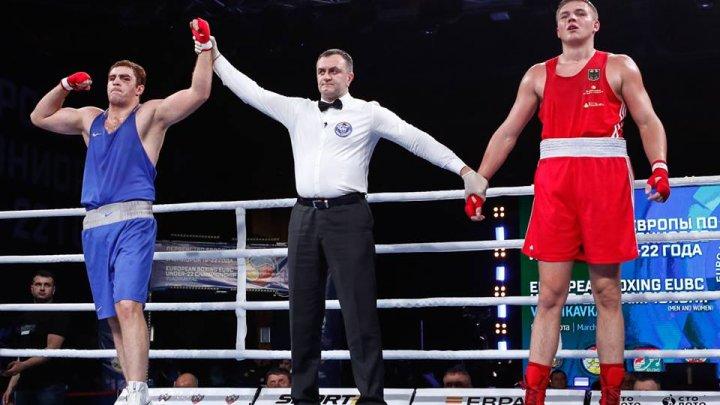 İki boksçumuz finalda: Məhəmməd Abdullayev də erməni rəqibinə qalib gəlib