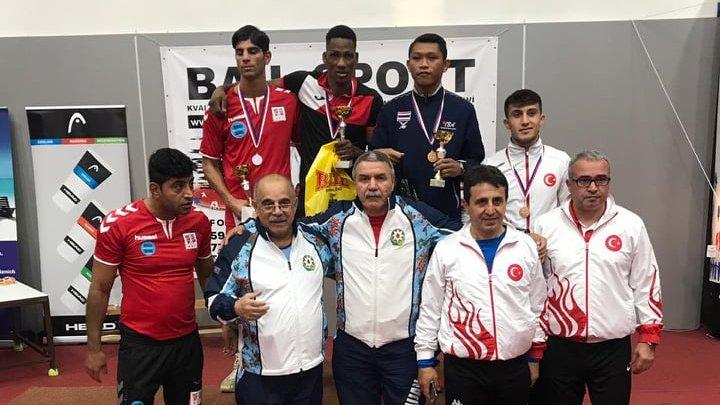 Azərbaycan boksçuları Qran-prini 1 qızıl və 1 bürünc medalla bitiriblər