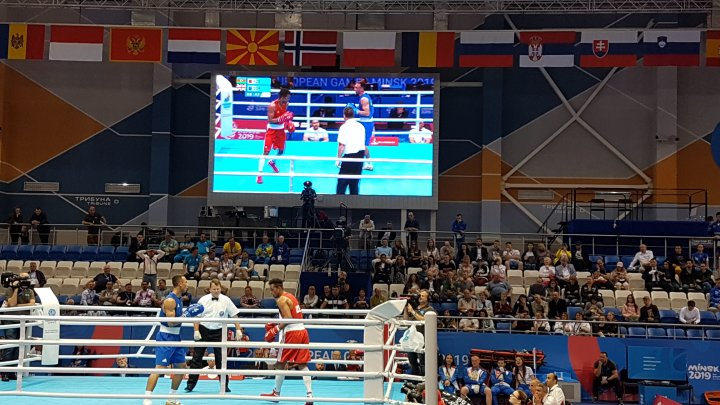 Azərbaycan boksçusu Avropa Oyunlarının qalibi olub