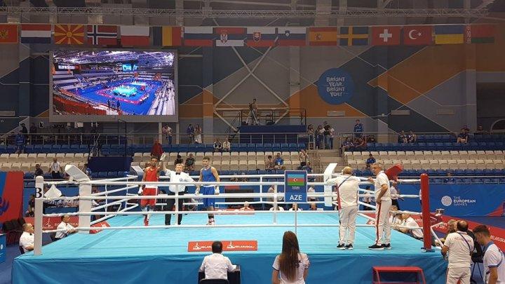Minsk-2019: Alfonso Dominges yarımfinala vəsiqə qazanıb