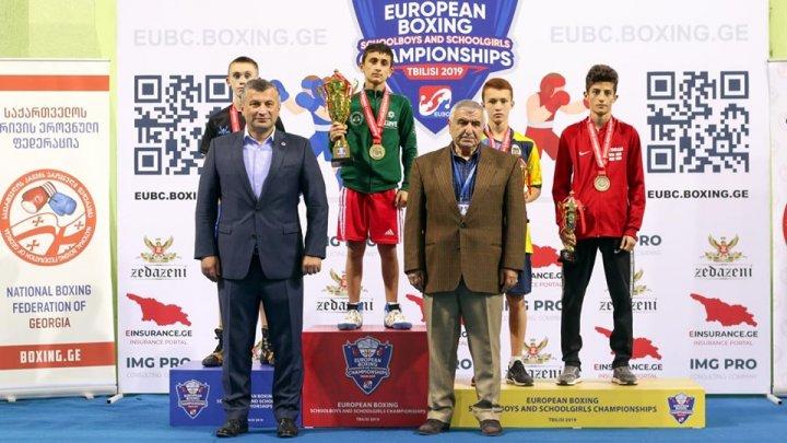 Azərbaycanın 2 boksçusu Avropa birinciliyində medal qazanıb