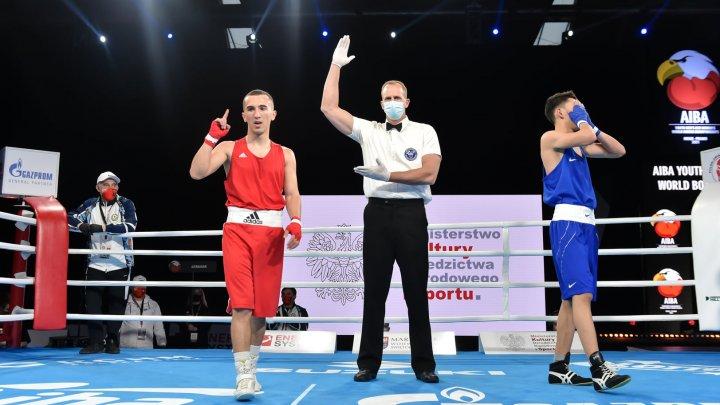 Daha 2 boksçumuz dünya birinciliyində 1/4 finala vəsiqə qazanıb