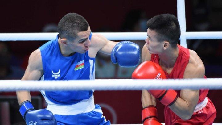 Tokio-2020: Tayfur Əliyev vyetnamlı boksçu ilə qarşılaşıb