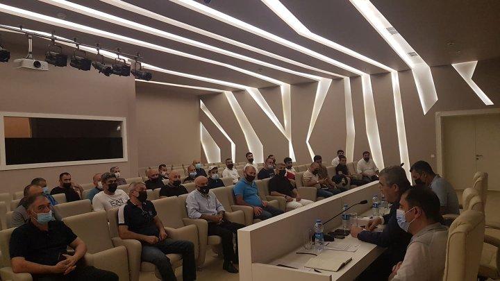 Azərbaycan Boks Federasiyasının iclası keçirilib