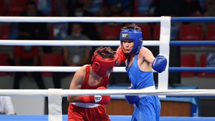Azərbaycan boksçuları I MDB Oyunlarını 5 bürünc medalla başa vurub